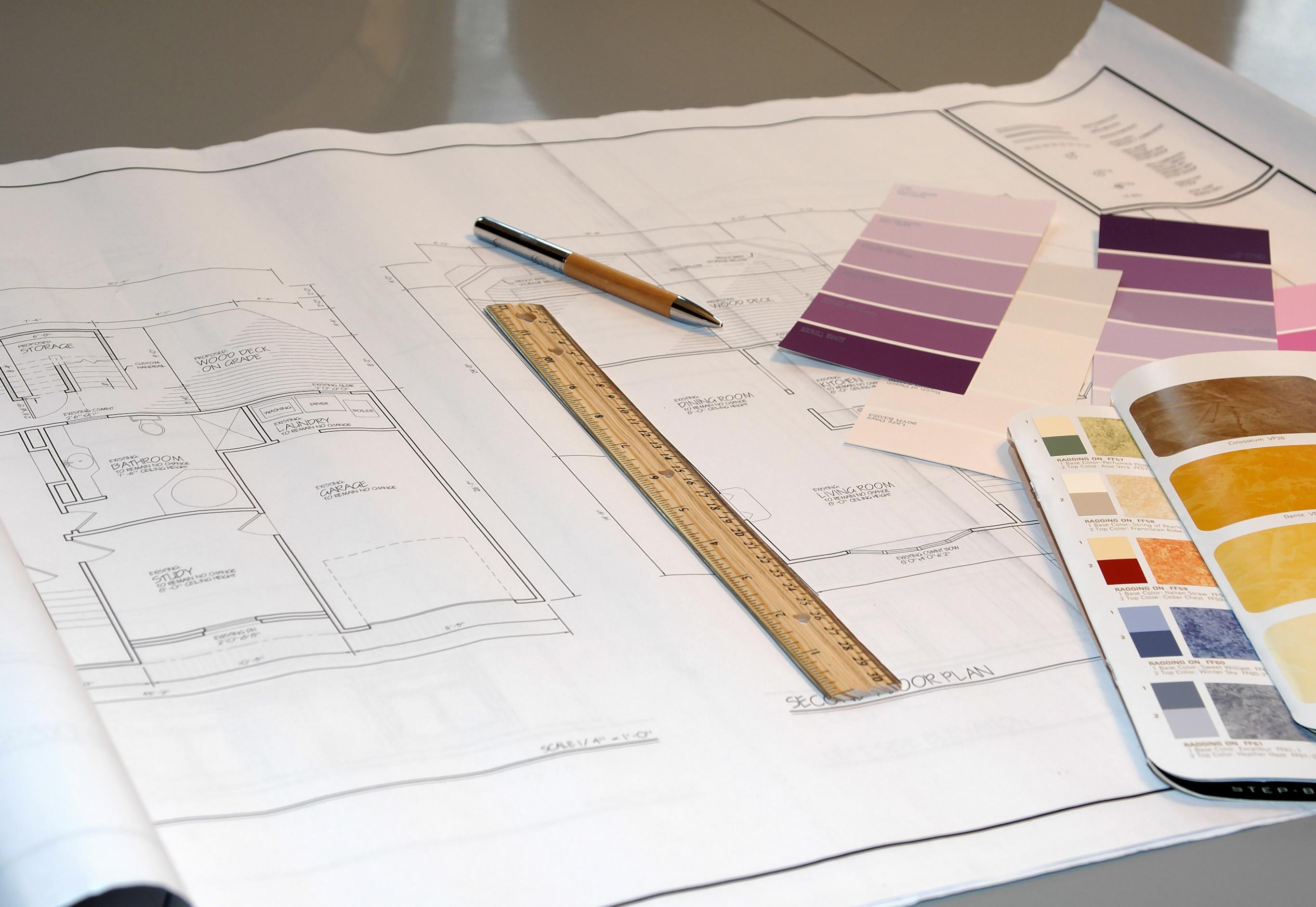 Дизайн интерьеров любой сложности в Спб